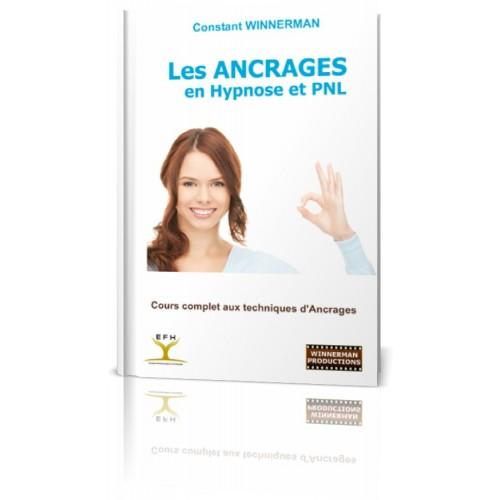 """Livre """"Les Ancrages en Hypnose et PNL"""""""