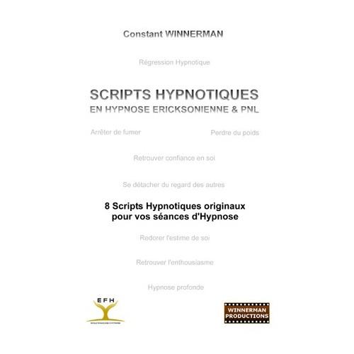 "Pack ""Scripts Hypnotiques"" (5 livres)"