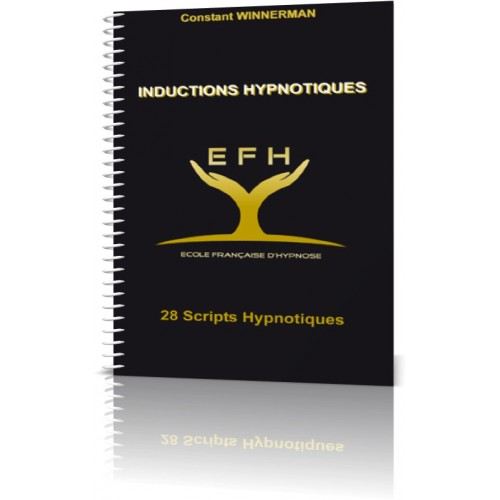 "Ebook ""Inductions Hypnotiques"""